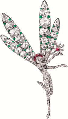 Fee libellule brooch, 1944, B.Hutton, P.Gries