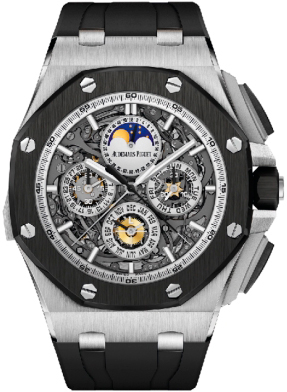 Audemars Piguet Royal Oak Offshore Titanium Grande Complication watch