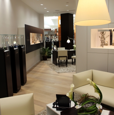 New Corum Boutique in Miami