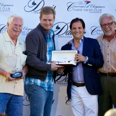 Frederique Constant has became a partner of Concours d'Elegance