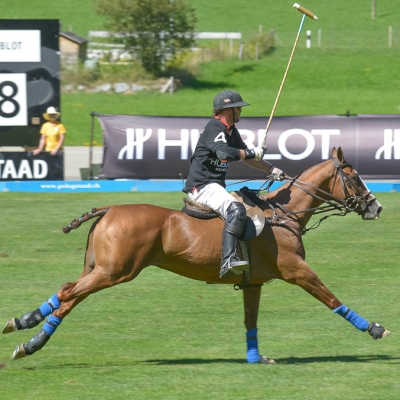 at the resort Gstaad was hold Hublot Polo Gold Cup 2012