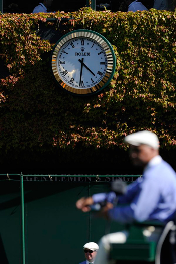 Rolex – an Official Timekeeper of Wimbledon Tennis Tournament