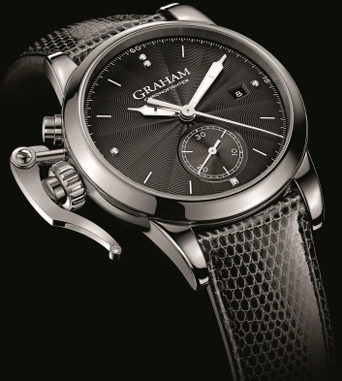 Chronofighter 1695 Romantic watch by Graham