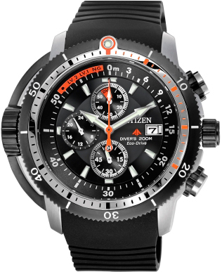 Promaster Depth Meter Chrono watch by Citizen