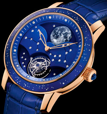 Geo. Graham The Moon watch