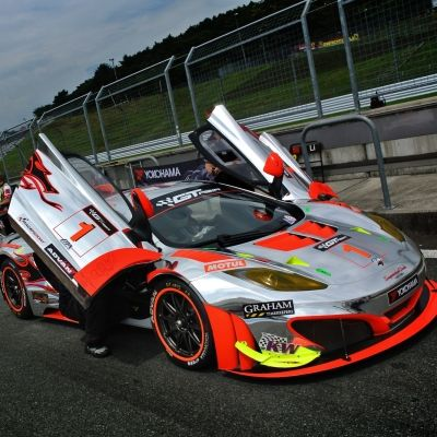 Graham - an official timekeeper of the GT Asia Series racing