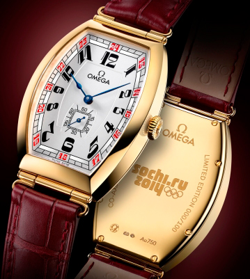 Sochi Petrograd Timepiece by Omega after Olympics-2014