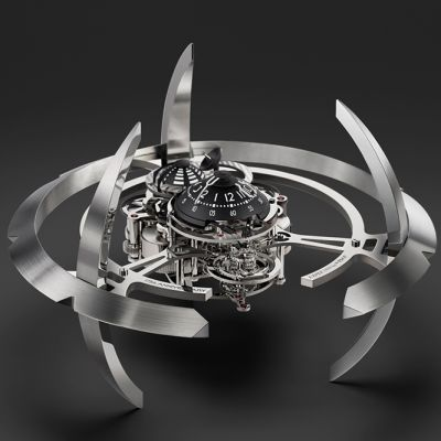 BaselWorld 2014: Starfleet Machine by MB & F
