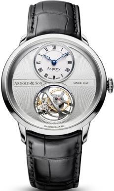 UTTE Asprey Special Edition watch by Arnold & Son