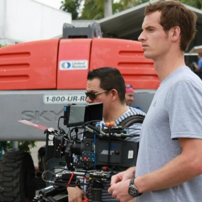 Rado Ambassador, Andy Murray, has become a star of television advertising campaign