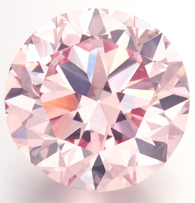 The largest pink diamond, named after the Mars mission of NASA, bought by an unknown buyer!