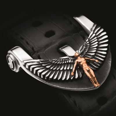 Angelus watch buckle