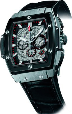 Spirit of Big Bang watch by Hublot
