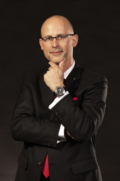 New Executive Vice-President of Sales of Carl F.Bucherer Company - Roland Ackerman