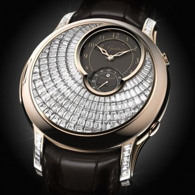 Romain Gauthier Presents New Version of Logical One Timepiece