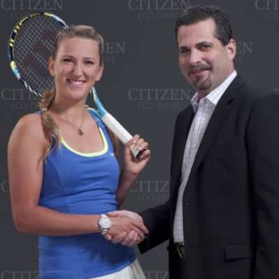 Victoria Azarenko - new ambassador of Citizen