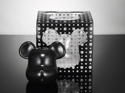 Bearbrick DW-5600 watch by Casio and MediCom Toy
