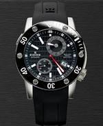 wristwatch Edox Class-1 Regulator Automatic