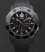wristwatch Edox Class-1 Chronograph