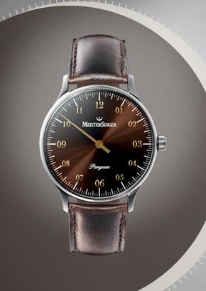 wristwatch MeisterSinger Pangaea