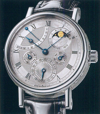 wristwatch Breguet Classique Grande Complication Minute Repeater Perpetual Calendar