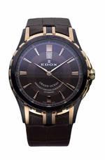 wristwatch Edox Grand Ocean Automatic Chronometer