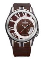 wristwatch Edox Grand Ocean Automatic