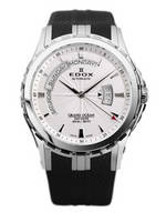 wristwatch Edox Grand Ocean Automatic Day Date