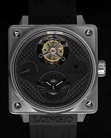 wristwatch Longio A V I A T O R