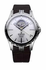 wristwatch Edox Grand Ocean Automatic Open Heart