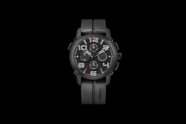wristwatch Porsche Design Rattrapante