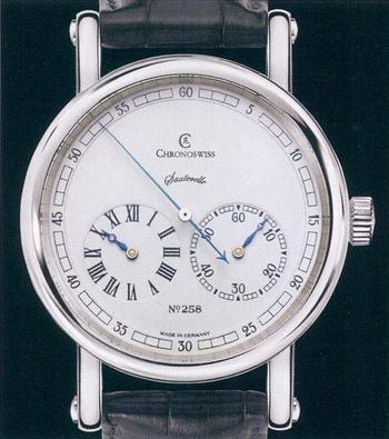 wristwatch Chronoswiss Sauterelle 71