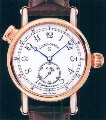 wristwatch Chronoswiss Repetition a Quarts