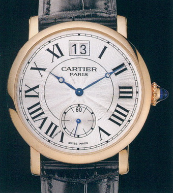 wristwatch Cartier Rotonde de Cartier MM