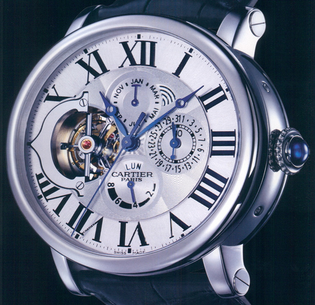 wristwatch Cartier GRANDE COMPLICATION