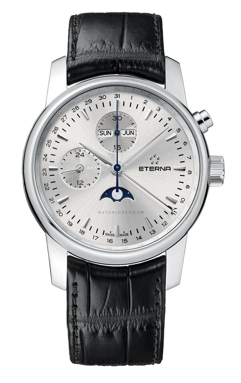 wristwatch Eterna Soleure