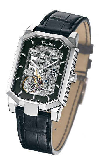 wristwatch Armin Strom Special Edition Skeleton Square Man Limited Edition 25