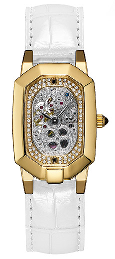 wristwatch Armin Strom Special Edition Skeleton Square Lady