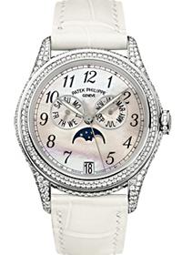 wristwatch Patek Philippe Annual Calendar