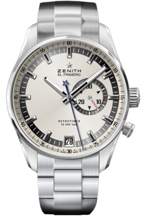 wristwatch Zenith El Primero Retrotimer Chronograph