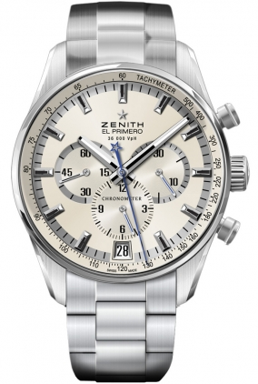 wristwatch Zenith El Primero 36'000 VpH