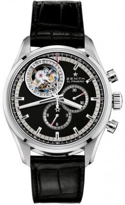 wristwatch Zenith El Primero Tourbillon Chronograph