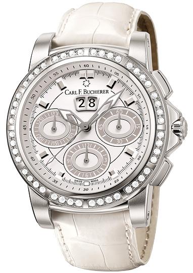 wristwatch Carl F. Bucherer Patravi ChronoDate Ladies