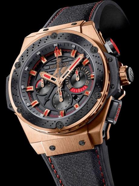 wristwatch Hublot F1 King Power Gold