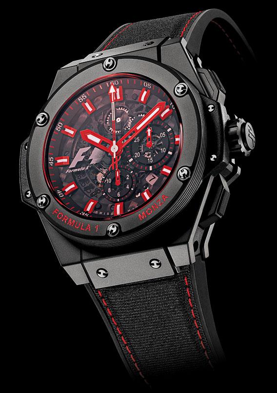 wristwatch Hublot F1 King Power Monza