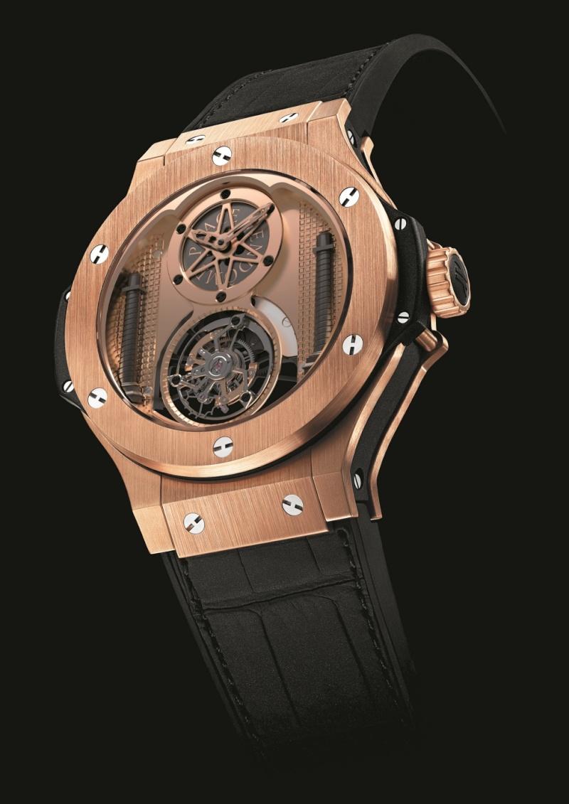 wristwatch Hublot Vendome Tourbillon