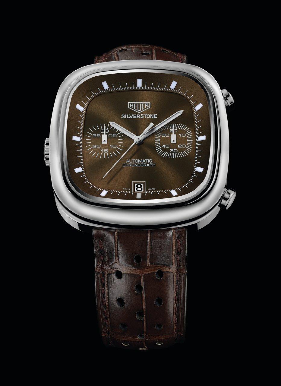 wristwatch TAG Heuer Silverstone Calibre