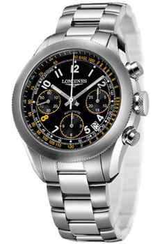 wristwatch Longines Andre Agassi