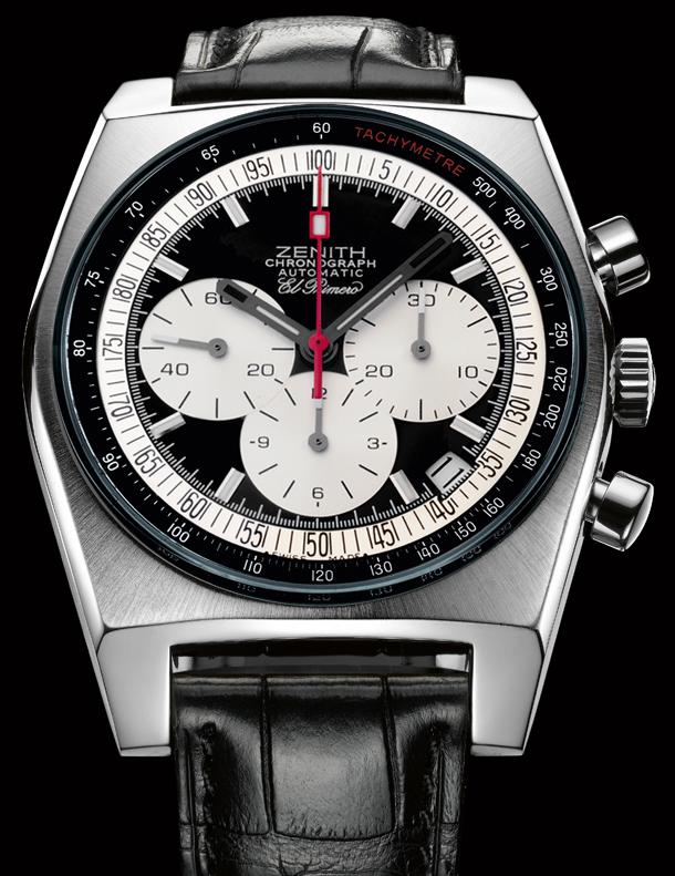 wristwatch Zenith Zenith New Vintage 1969