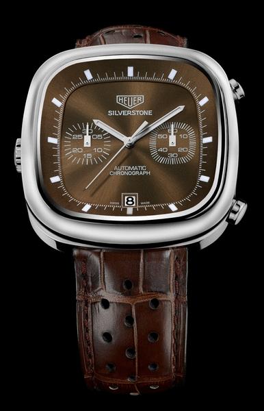wristwatch TAG Heuer Silverstone Automatic Chronograph